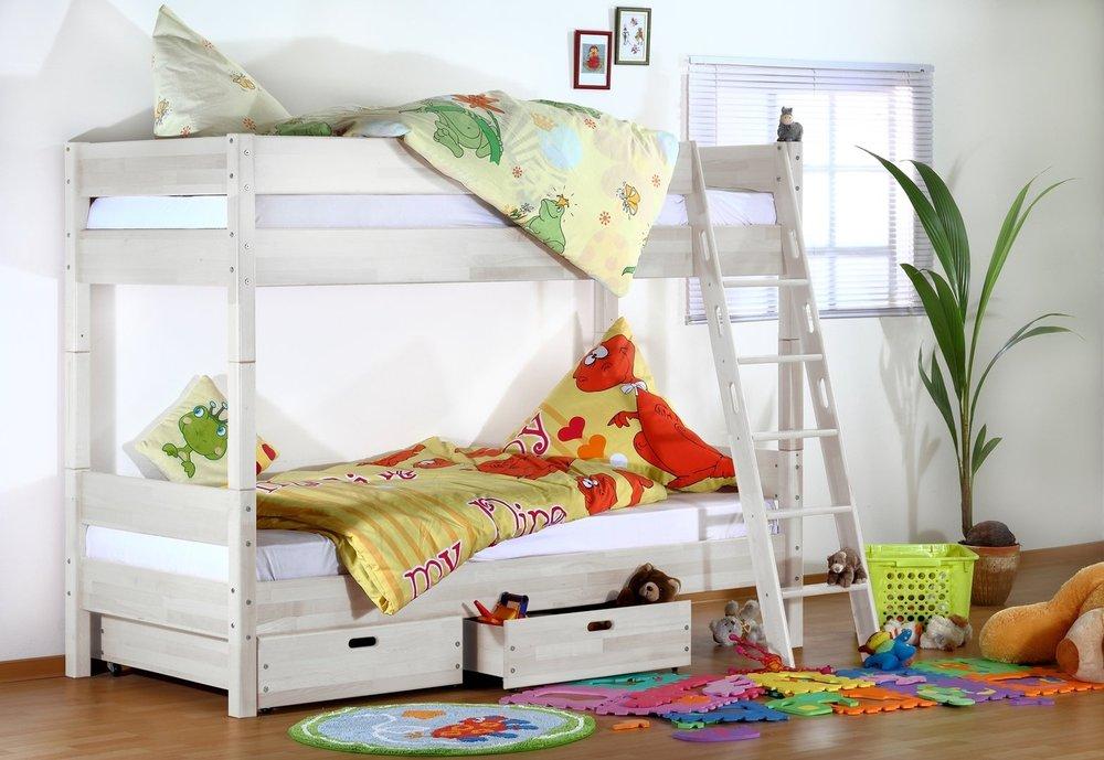 etagenbetten jugendliche kinderbabybett etagenbett f r. Black Bedroom Furniture Sets. Home Design Ideas