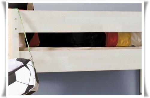 Etagenbett Stefan : Tony stefan etagenbett hochbett massiv buche weiss lackiert