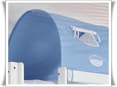 tunnel gro f r spielbett hochbett oder etagenbett blauboy mystylewood24 m bel. Black Bedroom Furniture Sets. Home Design Ideas