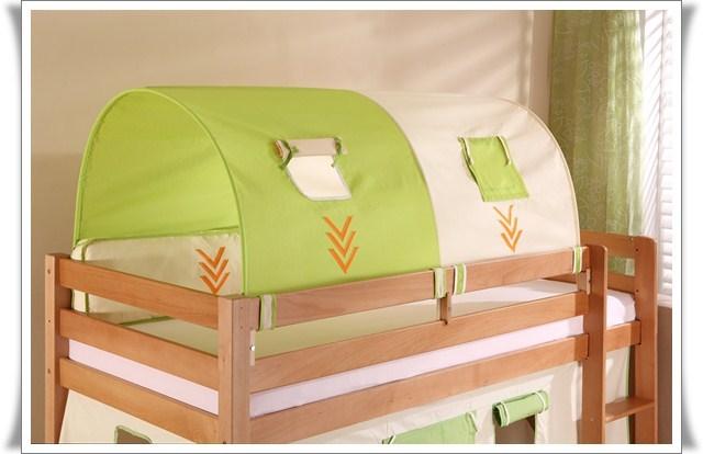 tunnel gro f r spielbett hochbett oder etagenbett indianer mystylewood24 m bel. Black Bedroom Furniture Sets. Home Design Ideas