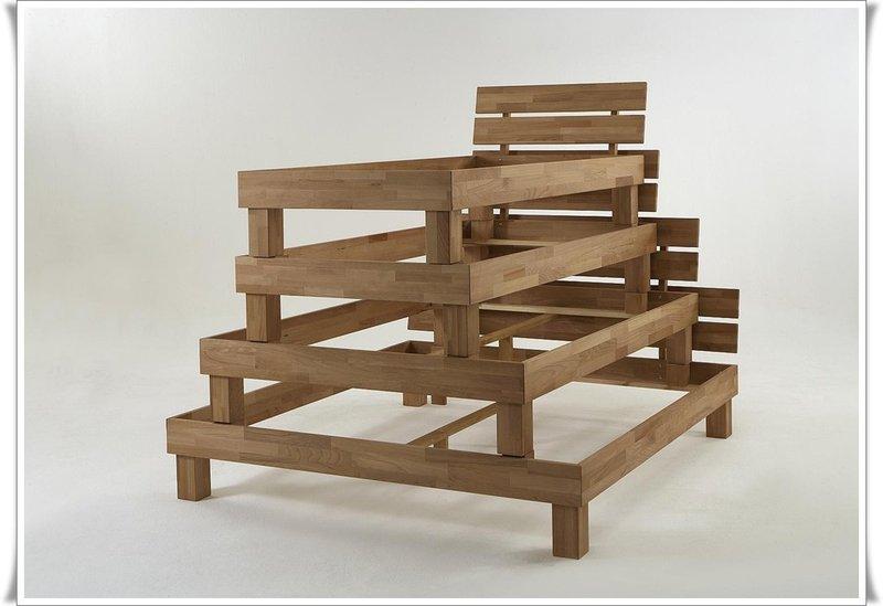 judith futonbett bett doppelbett holzbett massiv buche ge lt 90 100 140 180cm ebay. Black Bedroom Furniture Sets. Home Design Ideas