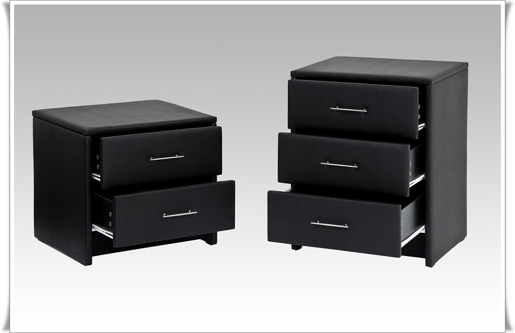 nachtkonsole beistelltisch helsinki mystylewood24 m bel. Black Bedroom Furniture Sets. Home Design Ideas